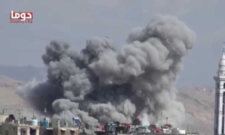 Syria Daily, March 14: Regime Airstrikes on Douma Near Damascus, At Least 16 Killed