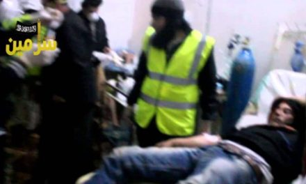 Syria Daily, March 17: Reports — Chlorine Bombs Kill and Wound Scores in Idlib Province