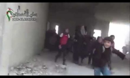 Syria Snapshot: Starting School at 6:30 a.m….So Children Are Not Killed by Airstrikes