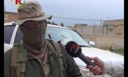 Syria Video: An American with Kurdish Forces Talks About Battle v. Islamic State