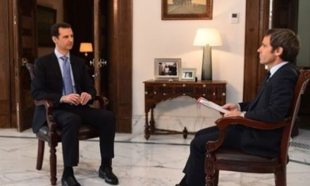 Syria Audio Analysis: Assad Gives Interviews as He Loses the War