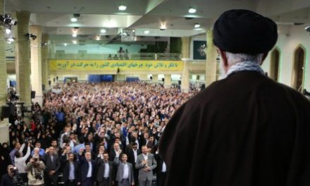 Iran Feature: Supreme Leader — Save The Economy By Producing More