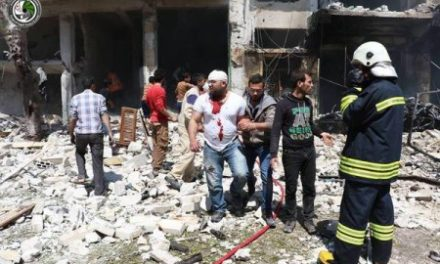 Syria Daily, April 28: 200+ Killed in 2 Days as Regime Retaliates for Losses on Ground