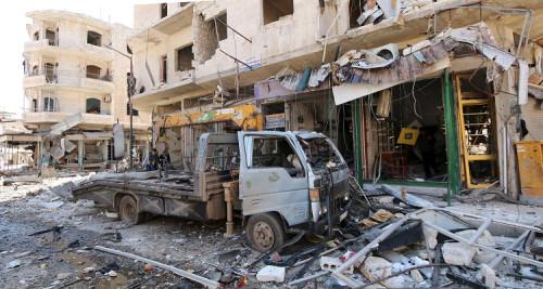 Syria Daily, April 15: Regime Counter-Attack Fails Near Idlib, But Bombing Kills Dozens