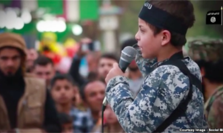 Iraq & Syria Video Feature: The Islamic State's Not-So-Secret Weapon — Fun Fairs for Children