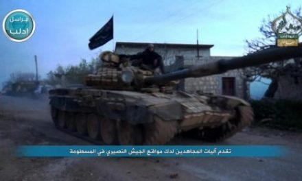 Syria Daily, May 18: Rebels Try to Capture Last Regime Position South of Idlib