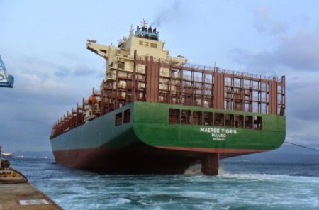 Iran Developing: Iranians Force US-Owned Cargo Ship Into Port of Bandar Abbas