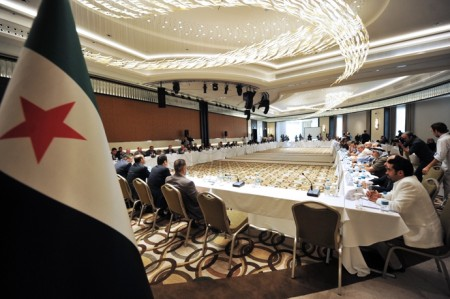 Syria Daily, April 30: Opposition Coalition and Rebels Begin Discussions