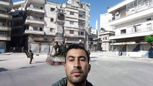 REBEL JISR AL-SHUGHOUR