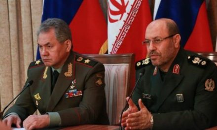 "Iran Daily, April 17: Tehran — ""We Must Stand With Russia Against US"""