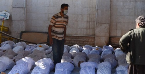 Syria Feature: 161 Chemical Attacks in the Conflict