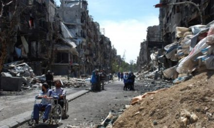 Syria Daily, April 4: Islamic State Renews Attack on Yarmouk Camp in Damascus