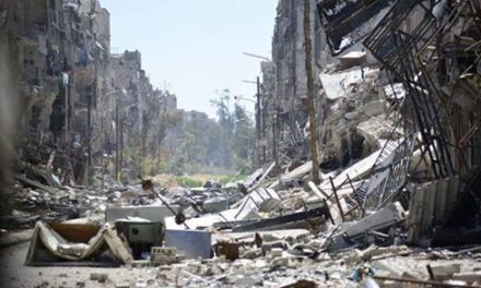 Syria Daily, April 8: Yarmouk's Defenders Say Fight vs. Islamic State Continues…But So Do Regime Bombs and Shells