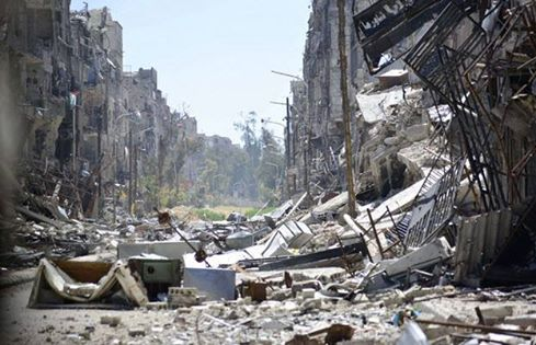 Syria Daily, April 12: Yarmouk — Top UN Official Visits Country over Besieged Area of Damascus