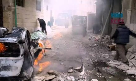 Syria Daily, April 13: 100+ Killed on Sunday as Regime Bombs Across Aleppo