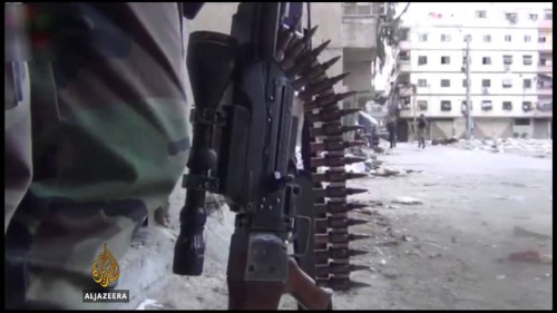 Syria Daily, April 6: Battle Continues With Islamic State in Yarmouk Camp in Damascus