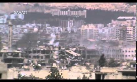 Syria Daily, April  22: Battles in Damascus and Southern Aleppo Province