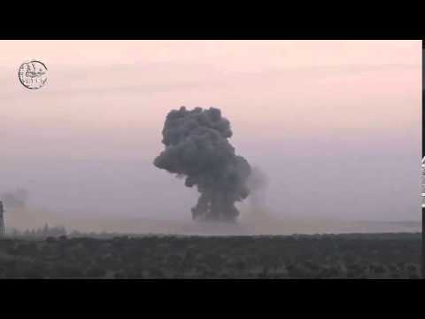 """Syria Daily, April 27: Rebels Capture """"Brick Factory"""" Camp, South of Idlib"""