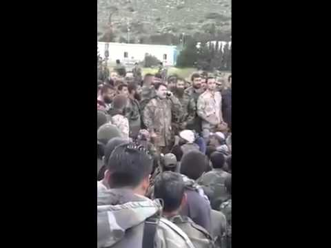 "Syria Video Feature: When Famous Colonel ""The Tiger"" Hassan Appealed to Damascus for Reinforcements"