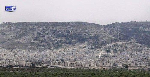 Syria Developing: Rebels Capture Ariha, One of Last Assad Positions in Idlib Province