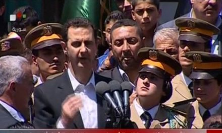 "Syria Daily, May 7: Assad Tries to Rally ""His People"" Against Regime Defeats"
