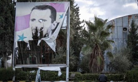 Syria Daily: Assad — Give Me $400 Billion for Reconstruction