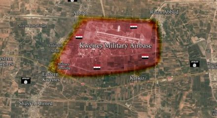 Syria Daily, May 9: Islamic State Attacking Regime Airbases from Aleppo to Deir Ez Zor