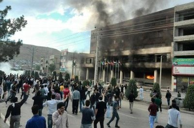 """Iran Daily, May 8: Unrest in Northwestern City After Death of Woman """"Fleeing Rape by Security Officer"""""""