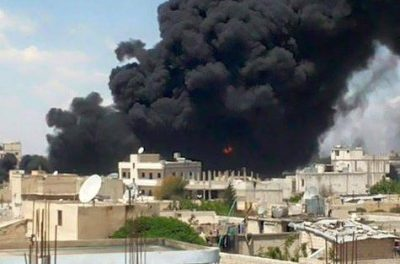 Syria Daily, May 16: Scores Killed in Airstrike on Manbij in Aleppo Province