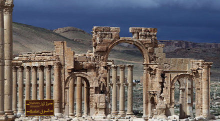 Syria Daily, May 15: Islamic State Threatens Capture of Ancient City of Palmyra