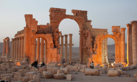 Syria Daily, May 21: Islamic State Takes Control of Ancient City of Palmyra