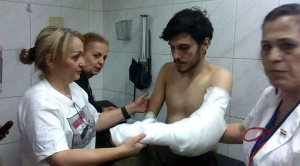 SURVIVING SOLDIER JISR AL-SHUGHOUR