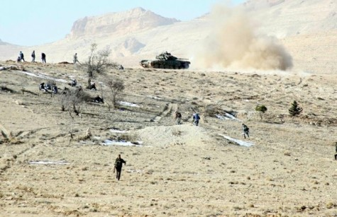 Syria Daily, May 5: Rebels Launch Offensive on Hezbollah & Assad Forces Near Lebanese Border