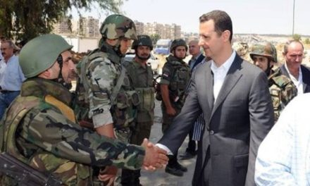 Syria Daily, May 27: Assad's Forces Claim Success in Counter-Attack on Islamic State