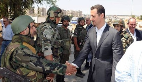 Syria's Assad, an American hero? One Virginia senator says