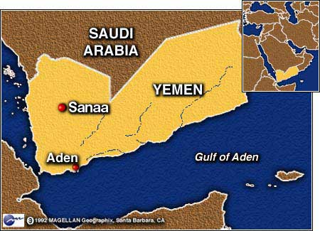 YEMEN ADEN MAP - EA WorldView on persian gulf map, taiz map, jaar map, damascus map, abadan map, arabian sea, merca map, middle east map, strait of gibraltar, gulf of oman, kusti map, horn of africa, denim map, tanzania map, ceylon map, gulf of aqaba, dubai map, cairo map, karamay map, bay of bengal, sinai peninsula map, piracy in the strait of malacca, red sea, pegu map, medina map, dead sea map, al hofuf map, piracy in somalia, indus river map,