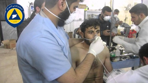 Syria Daily, May 3: Has Assad Renewed Chemical Weapons Attacks?