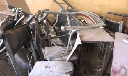 Syria Interview: Assad Regime's Bombing of Aleppo Schools