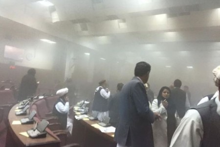 Afghanistan Audio Analysis: The Bombing of the Afghan Parliament