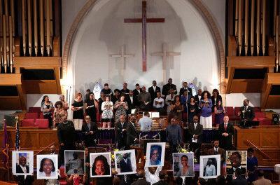 BBC Radio: Charleston, Guns, and Racism