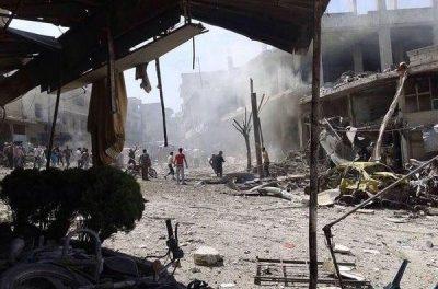 Syria Feature: Regime Bombing Kills 60+ in Idlib Province — Rebels Promise Retaliation