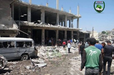 Syria Daily, June 9: 109 Killed on Monday amid Bombing; Rebels Capture Major Regime Base in South