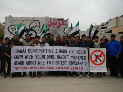 Syria Op-Ed: Why I Support No-Fly Zones and Safe Havens