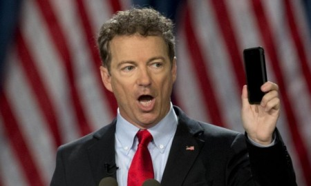 US Audio Analysis: How Rand Paul and Surveillance Are Troubling the Republican Party