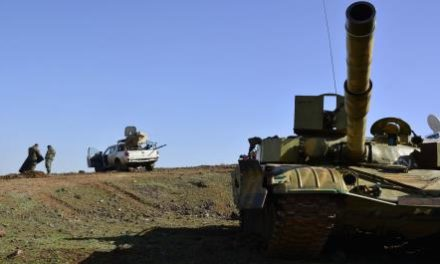 Syria Daily, June 12: Rebels Begin Assault on Key Regime Airbase in South