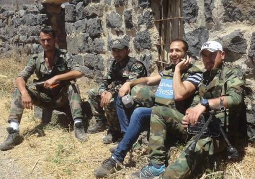 SYRIAN ARMY AL-THALA