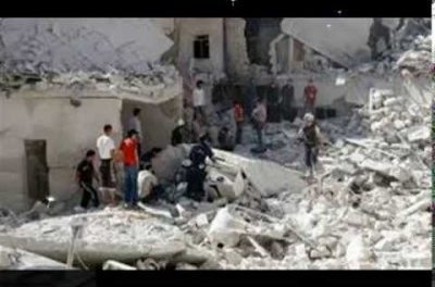Syria Daily, June 4: Another 100 Killed Amid Regime Bombing