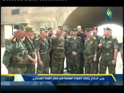 Syria Daily, June 22: Assad Regime Hangs On at Airbase in South
