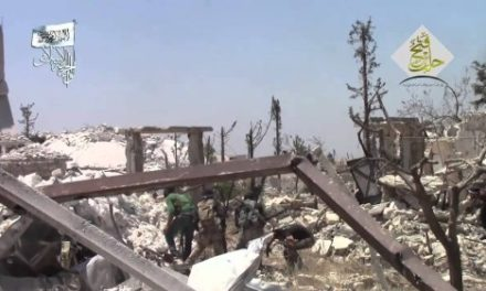 Syria Daily, June 18: Rebels Attack Throughout the Country