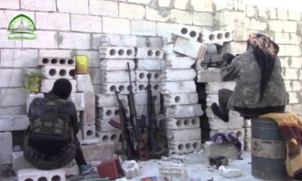 "Syria Daily, June 1: Rebels ""Declare War"" on Islamic State in Aleppo Province"